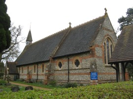All Saints Church, Coleshill