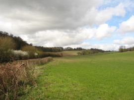 View from Mundaydean Lane