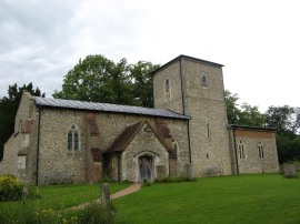St Mary's Church, Radnage