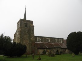 St. Leonard's church, Flamstead