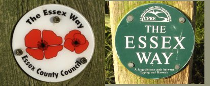Essex Way Waymark
