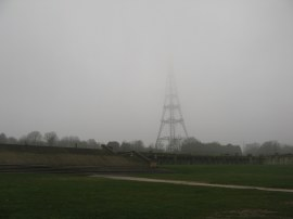 Crystal Palace transmitter tower