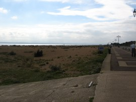Seafront at Eastney