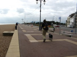 Seafront at Southsea
