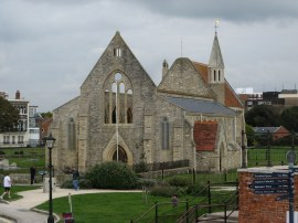 Royal Garrison Church, Portsmouth