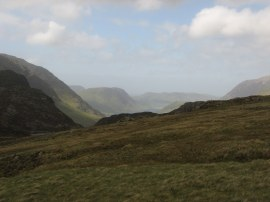 View back down Ennerdale