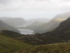 View towards Buttermere
