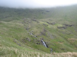 Waterfall on Tongue Gill