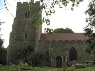 East Mersea Church