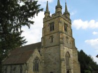 Church of St John the Baptist, Penshurst