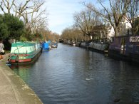Regents Canal, Little Venice