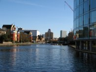 City Road Basin