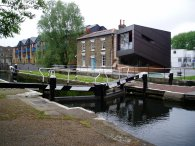 Mile End Lock