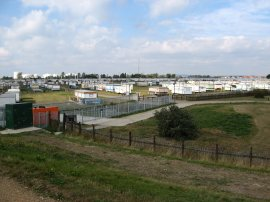 Caravan Site, Canvey Island