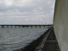 Sea Wall, Canvey Island
