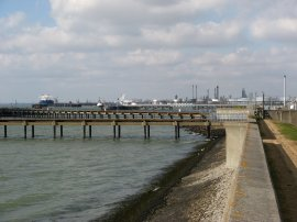 Jetties, Canvey Island