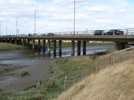 A 130 Bridge, Canvey Island