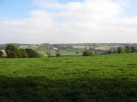 View over the Misbourne Valley