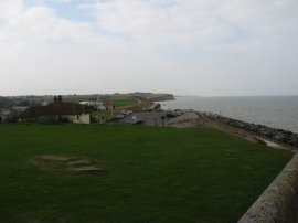 View towards Herne Bay