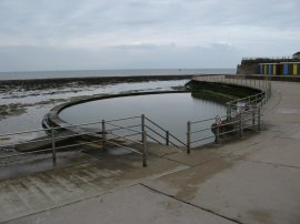 Tidal Pool, Birchington on Sea