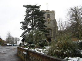 St Mary and St Nicholas church