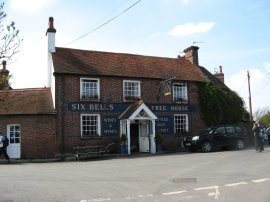 The Six Bells, Chiddingly