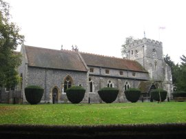 St Mary's Church, Wendover