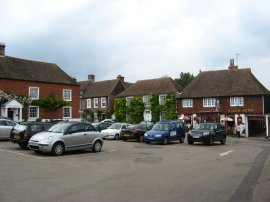The Square, Elham