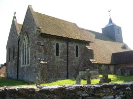 Church of St Nicholas, Newington