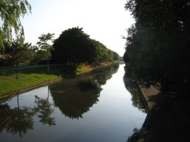 Royal Military Canal, Hythe