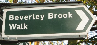 Beverley Brook Walk