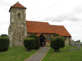 St Andrews Church, Ashingdon