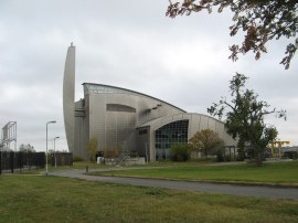 Crossness Sludge Incinerator