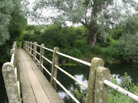 Bridge over the River Chelmer