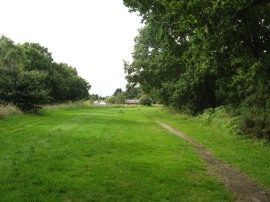 Site of Galleywood Racecourse