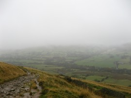 View over Edale