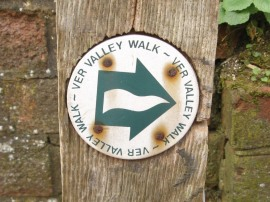 Ver Valley Walk