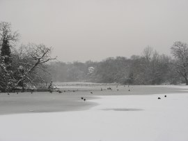 Highams Park Boating Lake